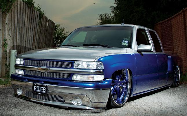 Rides Cars Texas Chevy Silverado Feat