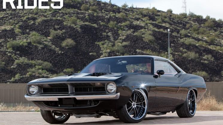 rides cars 1970-plymouth-cuda hemi dubai cop 4x4