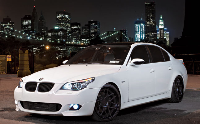 2008 BMW 550i - Rides Magazine