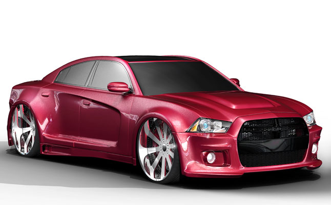 rides cars dodge charger Ghost-Motorsports-franciso alecio