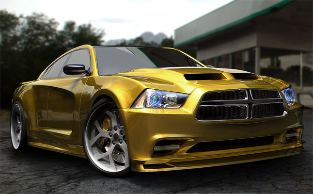 Tommyz Designs Dodge Charger Rides Magazine