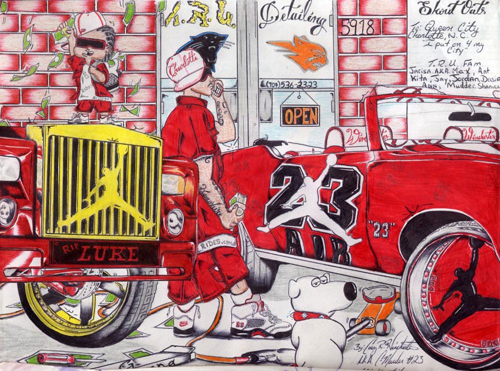 rides cars Corey-Winchester_Turbeville-South-carolina