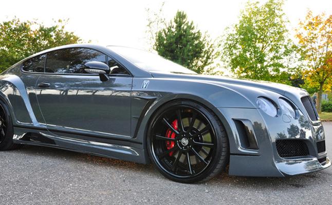 Bentley, Continental, GT, Rides