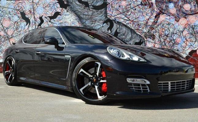 Porsche, Panamera, Savini, Rides