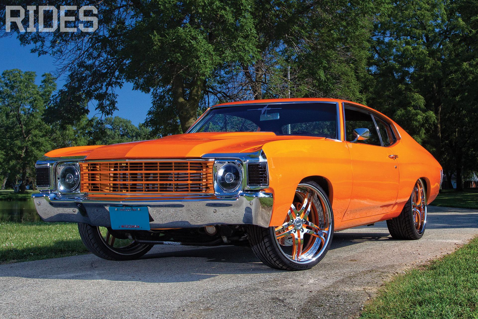 72 Chevy Chevelle Rides Magazine