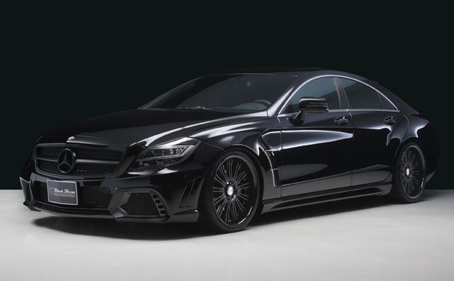 Wald S Mercedes Benz Cls63 Amg Is Downright Evil Rides