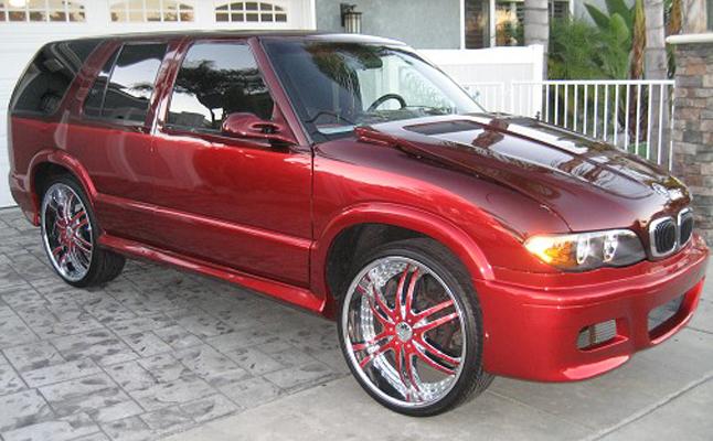 1995 Chevrolet Blazer Rides Magazine