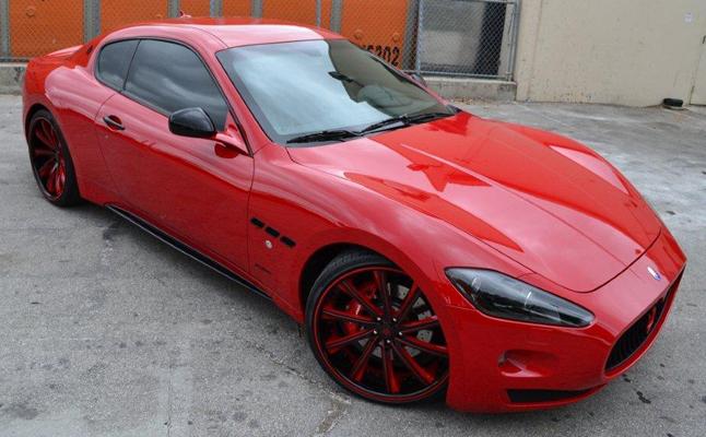 Maserati, Gran Turismo, Rides, Verlander