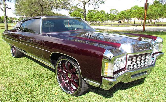 Chevrolet, Chevy, Impala, 1971, Donk, Rides, Custom