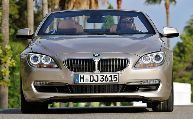 rides cars bmw 6 series convertible 650i