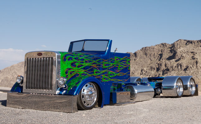 rides cars trucks custom semi tractor trailers big rigs