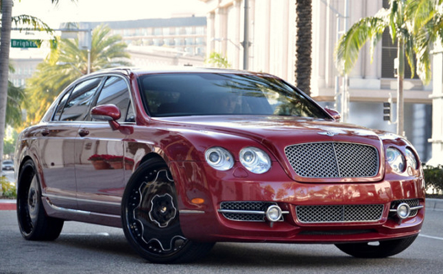2007, Bentley, Continental, Flying Spur, Mulliner, Forgiato, Mansory, Rides