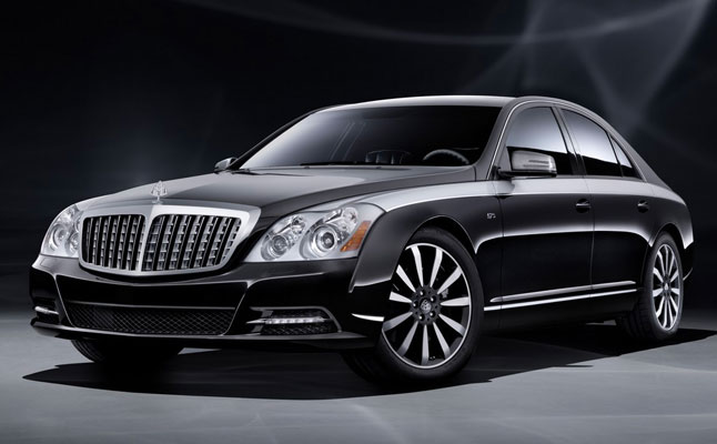 rides cars maybach 57s anniversary edition