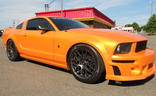 2005, Ford, Mustang, GT, Custom, Rides