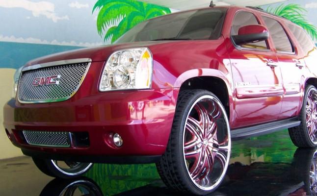 2007, GMC, Yukon, Denali, Custom, Rides