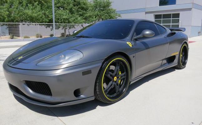 2004, Ferrari, 360, Modena, GFG, Hamann, Custom, Rides