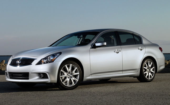 rides cars infiniti g37 sedan 2012 review driven