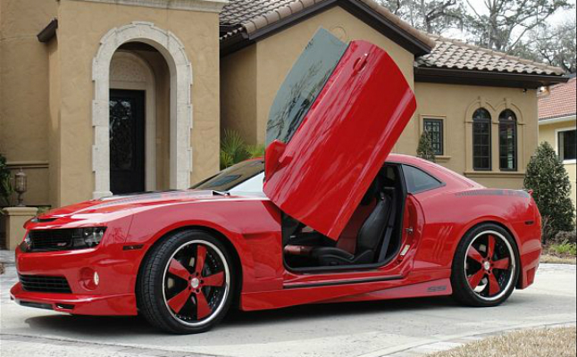 Donk Cars With Butterfly Doors Www Pixshark Com Images