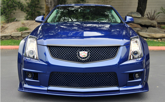 rides, blue, cadillac, cts-v, coupe, caddy, lac, llac, canepa, body kit, wagon, luxury, motorsport