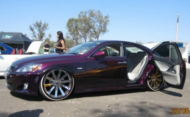 candy forgiato is 250 Lambo lexus purple rides rims sick suicide doors lex