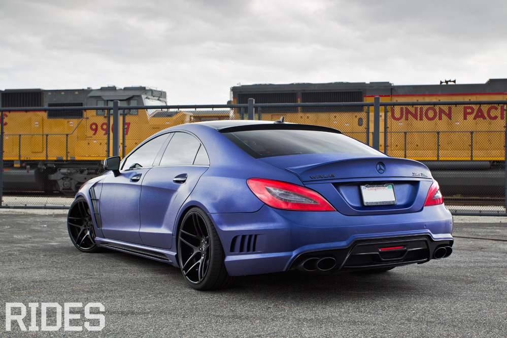 Luxury Amp Exotic 2012 Mercedes Benz Cls550 Rides Magazine