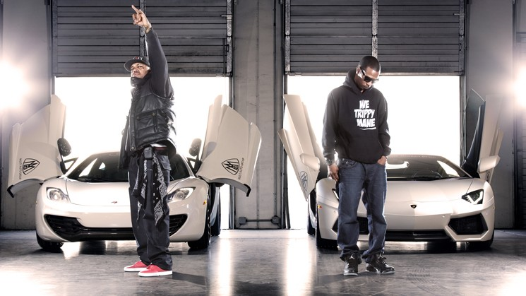 Rides, Three 6 Mafia, GFG, Lamborghini, McLaren, Multi Auto Group