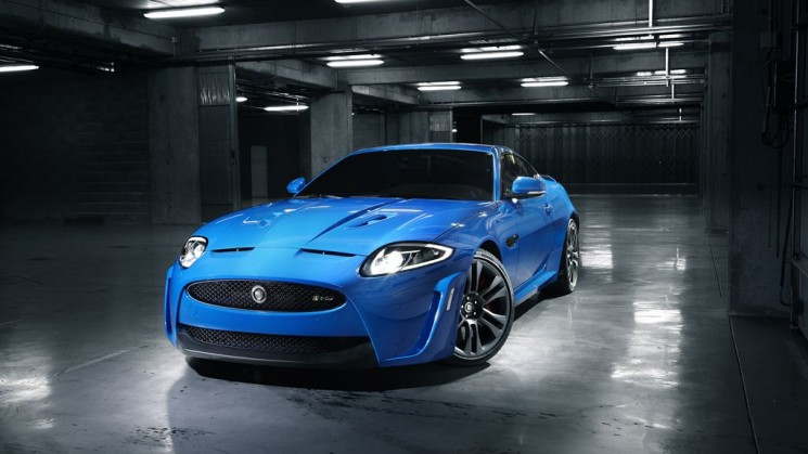 Rides, Jaguar, XKR-S, Review