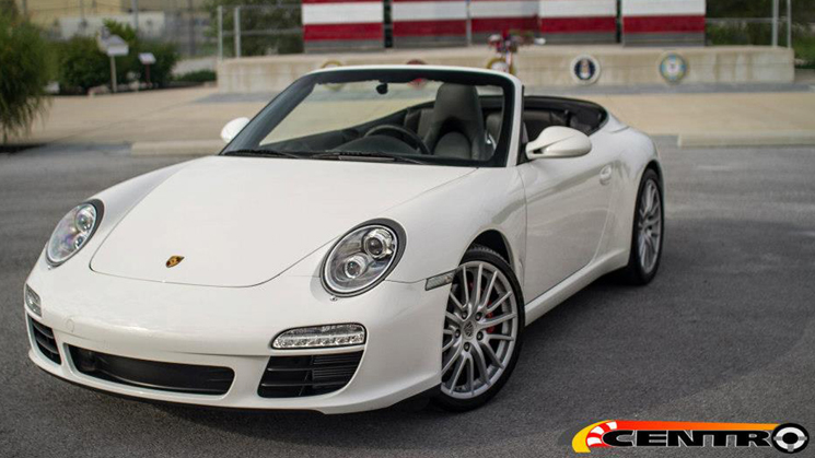 Porsche 996 911 Carrera Custom Rides