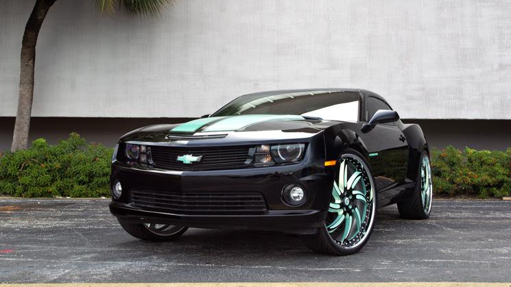 Rides, Chevrolet, Camaro, RS, Custom