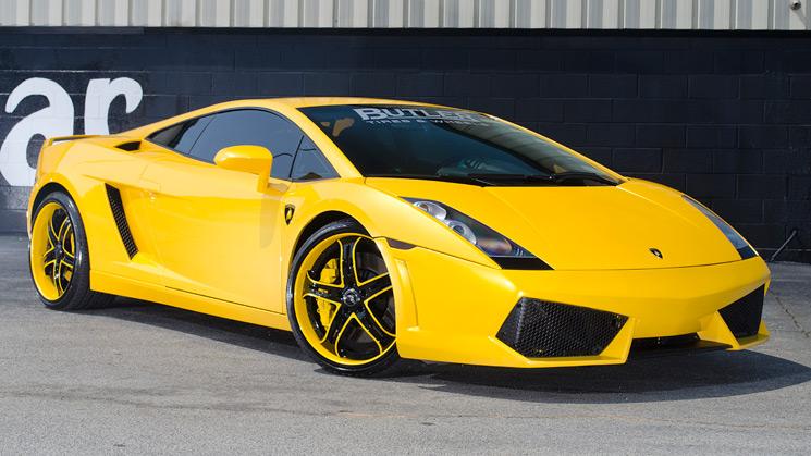 Lamborghini, Gallardo, Custom, Rides, Asanti, Pirelli