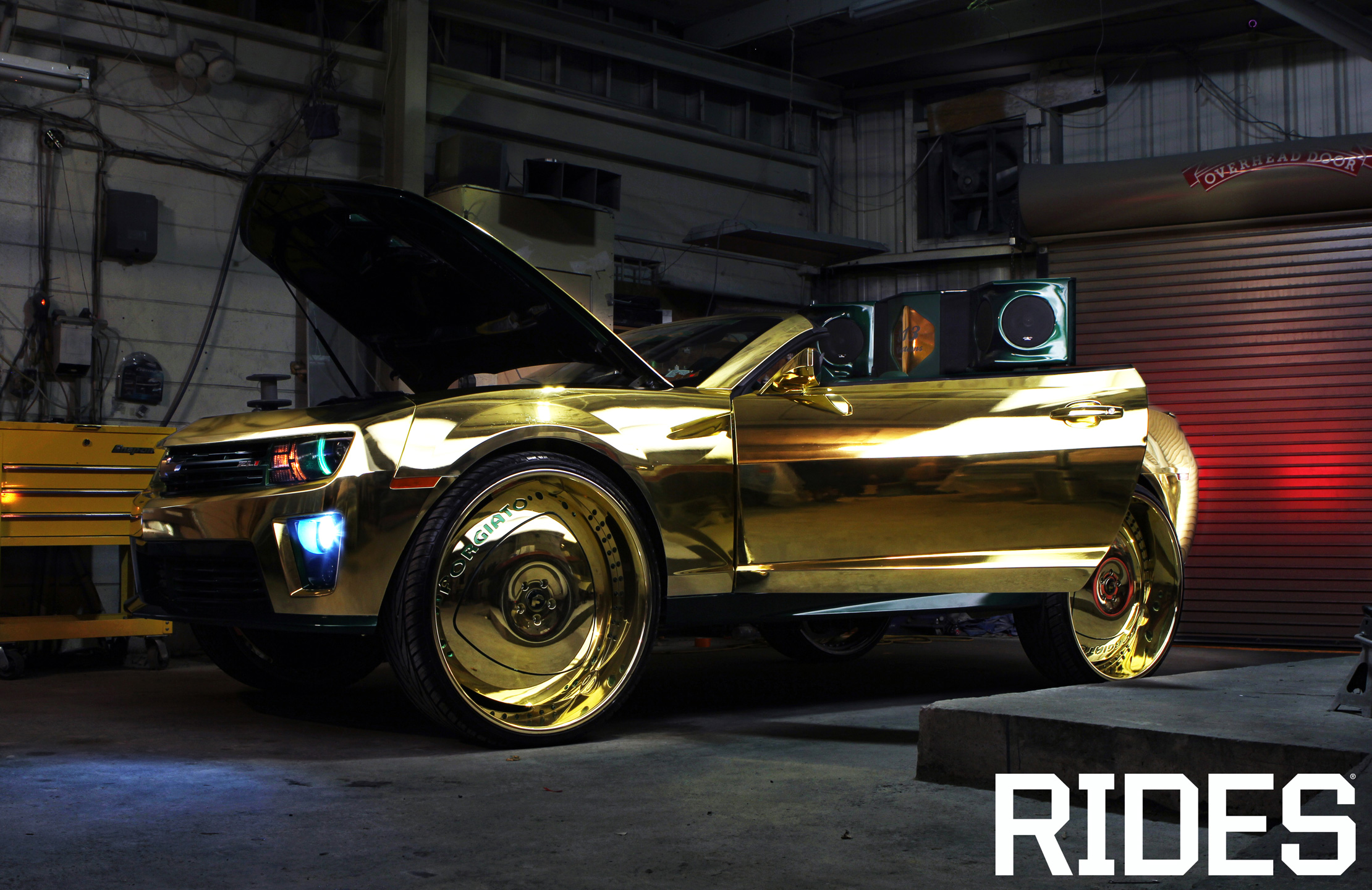 Three Things You Didn T Know About The Gold King Zl1