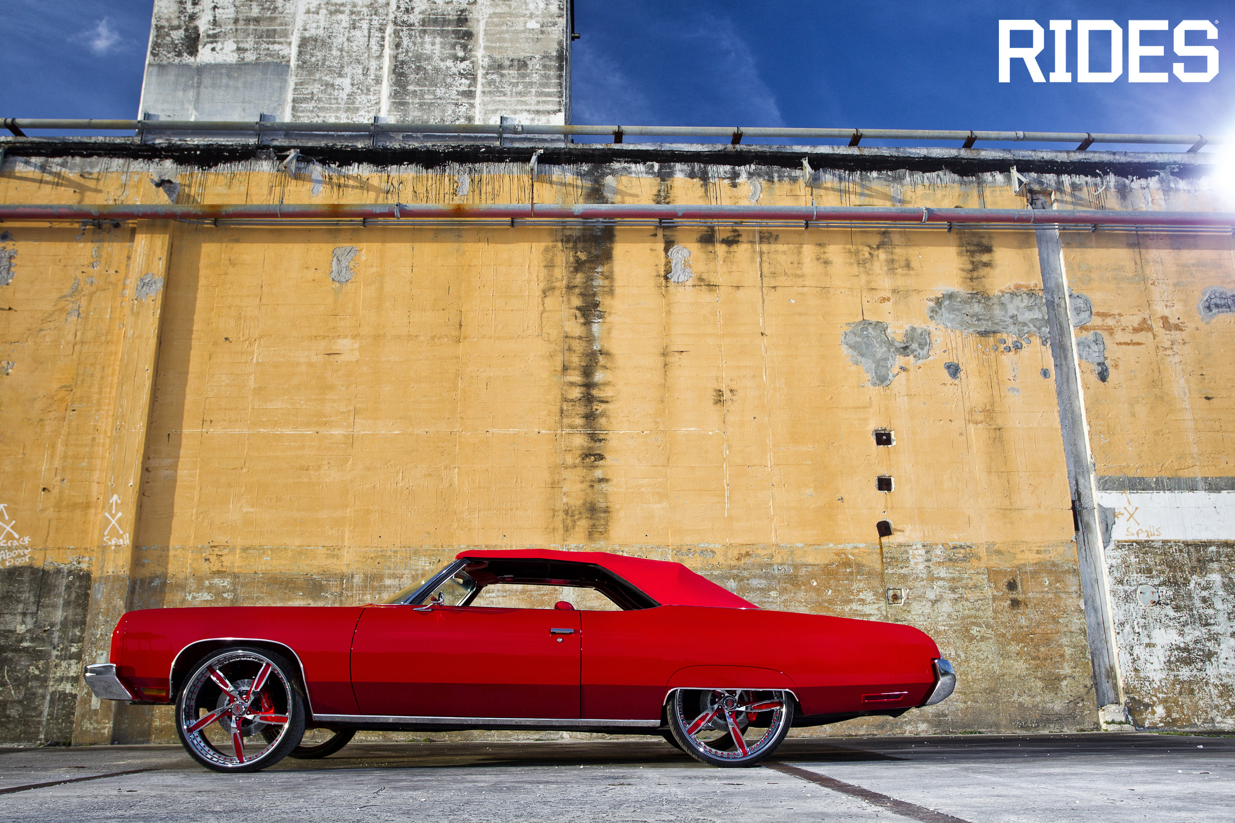 Rick Ross\'s Luxury Donk Is Now Your Wallpaper - Rides Magazine