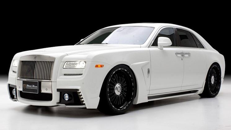 Rolls-royce, ghost, wald, custom, rides