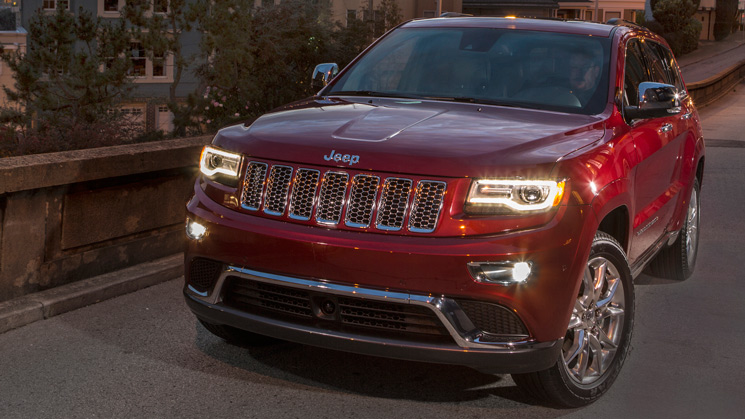 jeep grand cherokee srt8 2014 detroit v8 diesel 2013