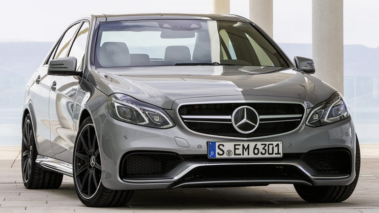 Mercedes benz builds a beefier e63 amg for 2013 rides for Mercedes benz 745