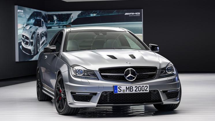 "Mercedes-Benz C63 AMG ""Edition 507"""