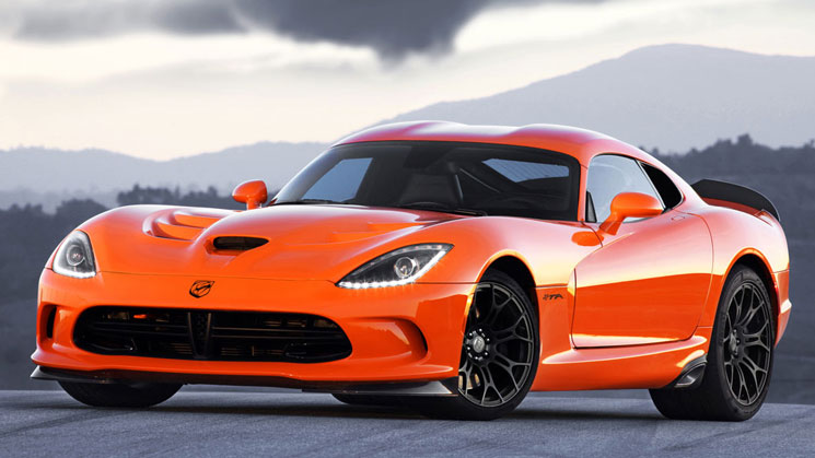 2014 srt viper ta time attack crusher orange rides