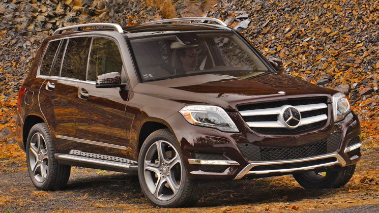rides mercedes-benz glk250 diesel bluetec 4matic awd driven