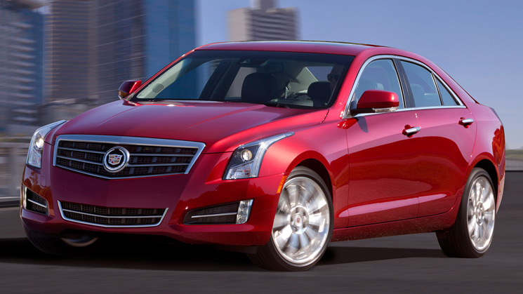 Rides, cadillac, ats, driven, test drive, review