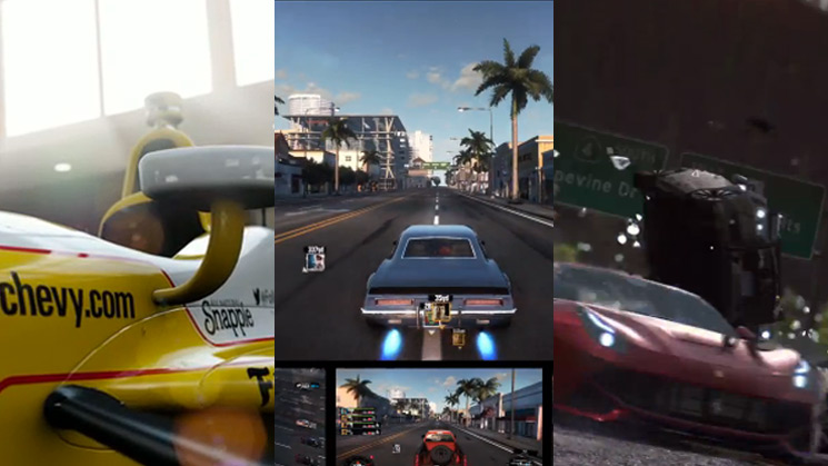 Forza Motorsport, Crew, Need for speed