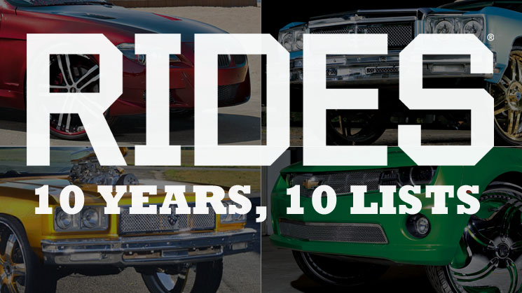 rides 10 years controversial cars