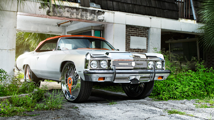 1973 Chevrolet Caprice: Buc'ing The Trend - Rides Magazine