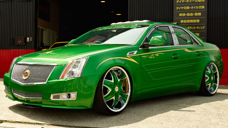 2009 Cadillac Cts Crossing Borders Rides Magazine