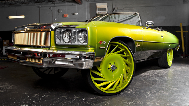 1975 Chevrolet Caprice: Tasty Treat