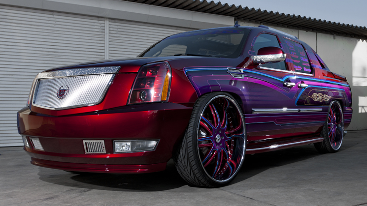 2008 Cadillac Escalade Ext Detail Oriented Rides Magazine