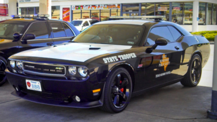 Mario Williams Donated A Dodge Challenger Srt8 To The
