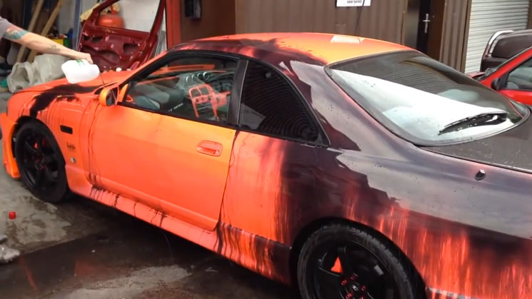Car Colors Paint >> Hot Wheels Color Shifters Paint Applied To Nissan Skyline! - Rides Magazine