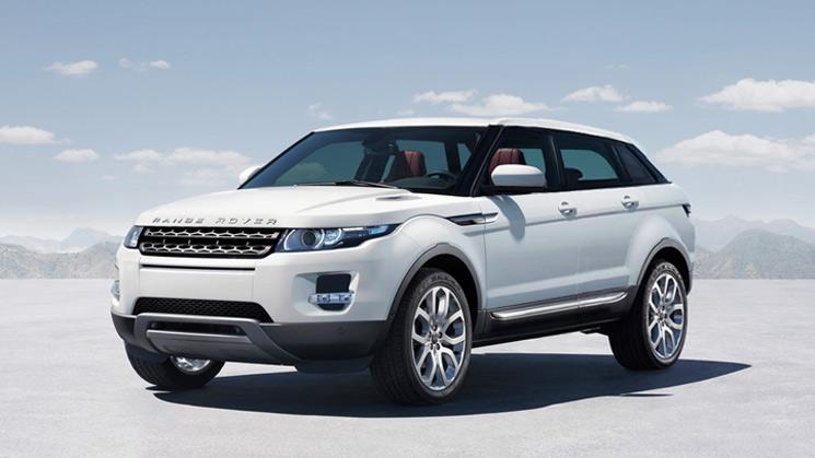 rides land rover range rover evoque xl