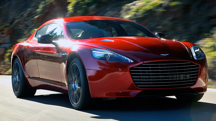 rides aston martin rapide s review driven test drive 2013 sedan sports car