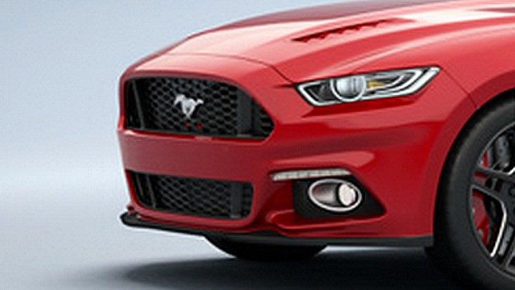 2015 ford mustang car and driver